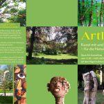 Artland Exhibiton 2019 - Kunst mit und in der Natur - für die Natur / Art with and inside of nature - for the nature